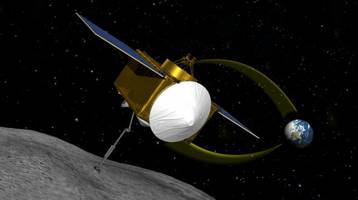 NASA offers to send your name to the Bennu asteroid