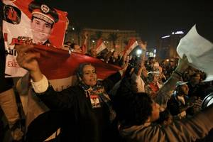 Analysis: Egypt Vote Muddles Political Outlook